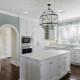 Люстры для кухни: варианты дизайна и советы по выбору