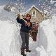 Металлические снеговые лопаты: виды и советы по эксплуатации