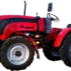 Мини-тракторы Rossel: особенности и модельный ряд