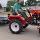 Мини-тракторы Shtenli: разнообразие моделей и их эксплуатация