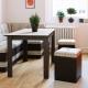 Мягкие кухонные диваны: особенности, виды и советы по выбору