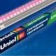 Особенности и виды светодиодных светильников Uniel для растений