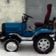 Особенности мини-трактора КМЗ-012