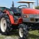 Особенности мини-тракторов Yanmar