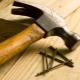 Особенности молотков плотника