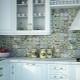 Плитка для кухни на фартук: особенности, виды и варианты укладки