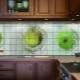 Размеры кухонной плитки
