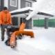 Самоходные снегоуборщики: конструктивные особенности, модельный ряд