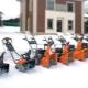 Снегоуборщики Daewoo: характеристики и разновидности