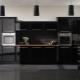 Советы по выбору кухни черного цвета