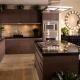 Современный дизайн кухни: отличительные черты и советы по выбору