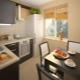 Тонкости выбора углового кухонного гарнитура для маленькой кухни 6 кв. м