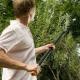 Все о садовых телескопических высоторезах