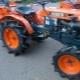 Японские мини-трактора: обзор брендов и моделей