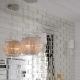 Зеркальные фартуки для кухни: виды, дизайн и применение в интерьере