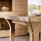 Деревянные кухонные столы: плюсы, минусы и тонкости выбора