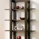 Этажерки для кухни: особенности, виды и материалы