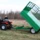 Как сделать прицеп для мини-трактора своими руками?