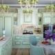 Обзор цветов кухни в стиле прованс
