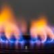 Почему газ на плите горит оранжевым, красным или желтым цветом?