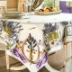 Скатерть на стол для кухни: требования и разновидности