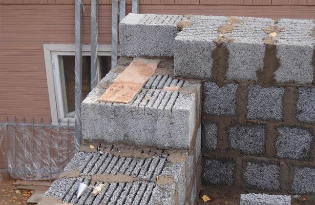 Фракции керамзитобетона зернистость бетона