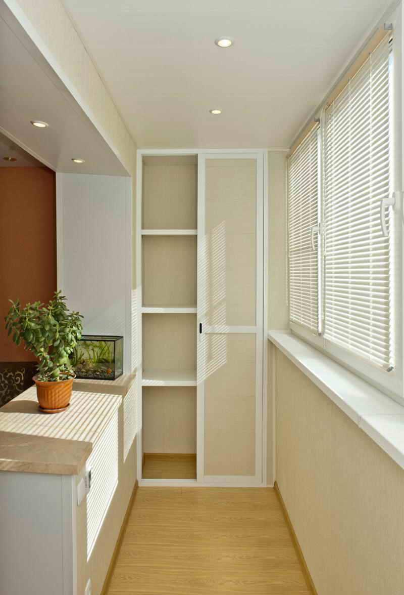 Соединение балконов и лоджий с комнатой или кухней, фото, ви.