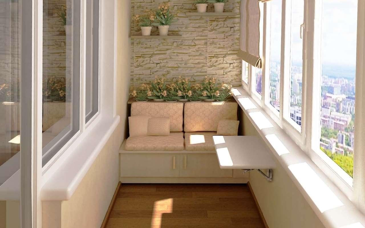 15 идей для уютного балкона ELLE Decoration 71