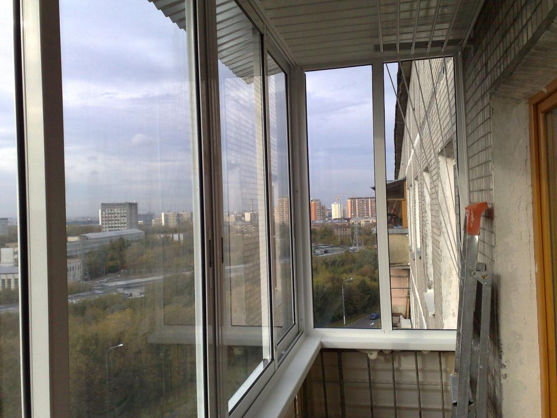 Алюминиевый профиль для балконов и лоджий своими руками фото 399