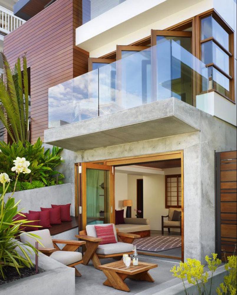 Строительство балкона на даче своими руками