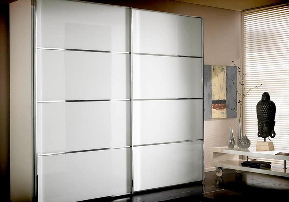 Белый шкаф-купе (78 фото): глянец, с зеркалом, в классическо.