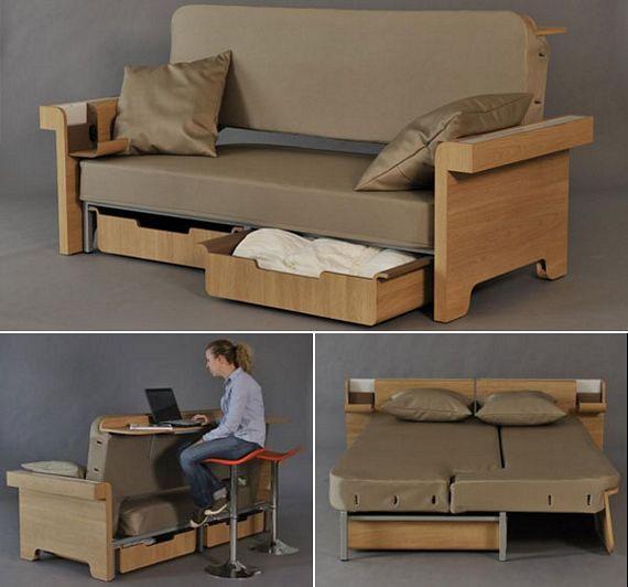Как сделать диван из столика 335