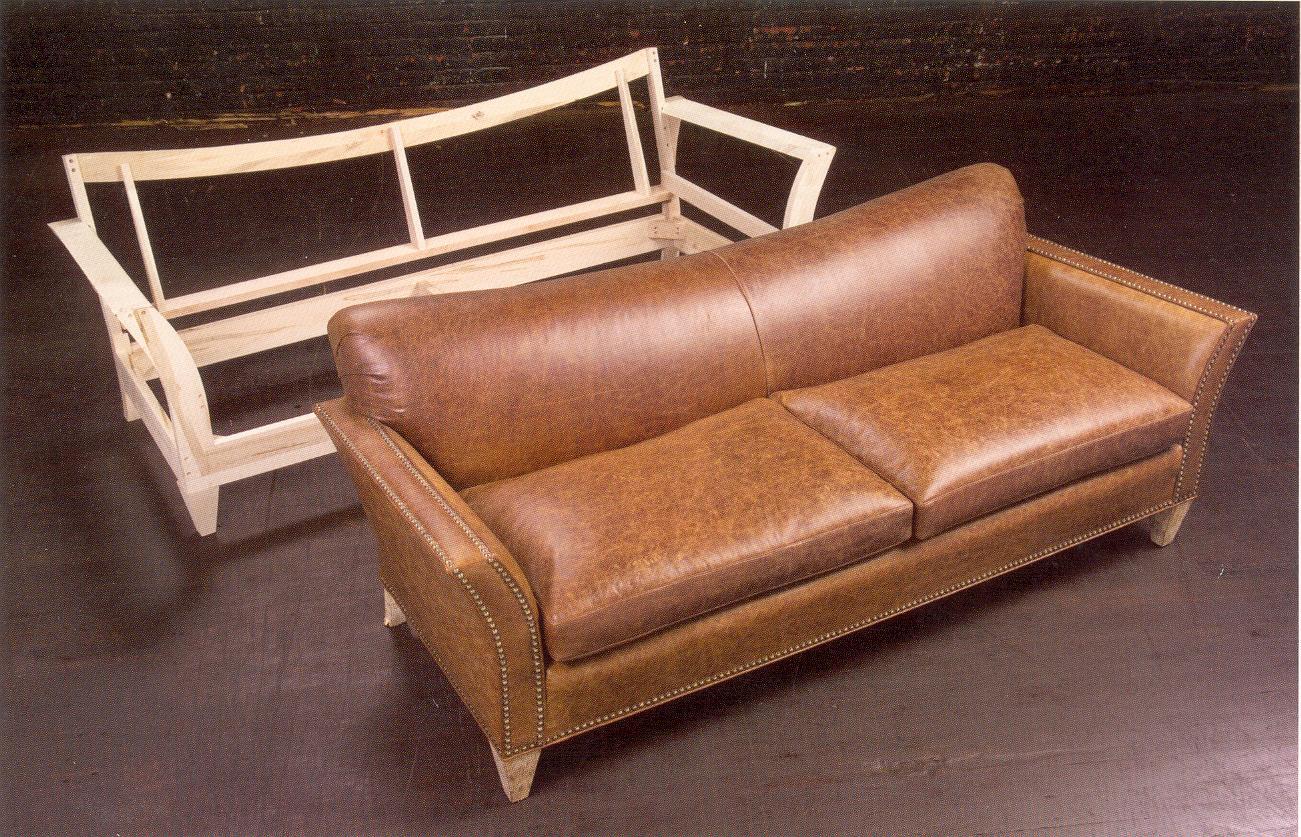Как изготовить диван