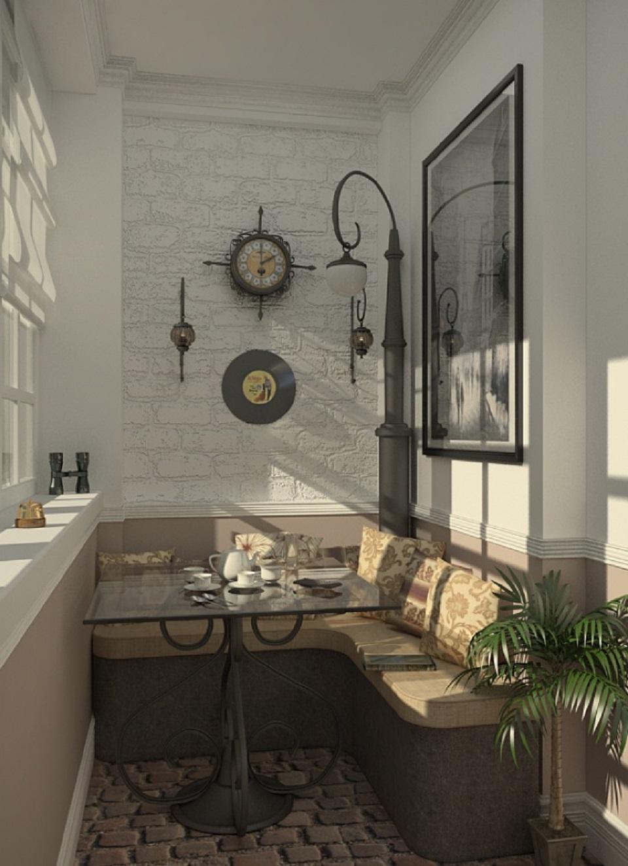 20 крутых идей для обустройства балкона. красиво и уютно - д.