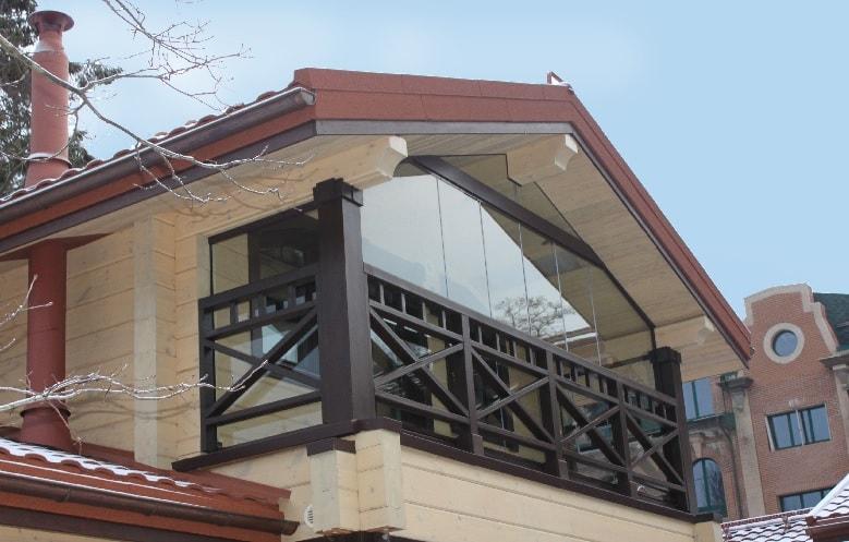 Балкон для дачи