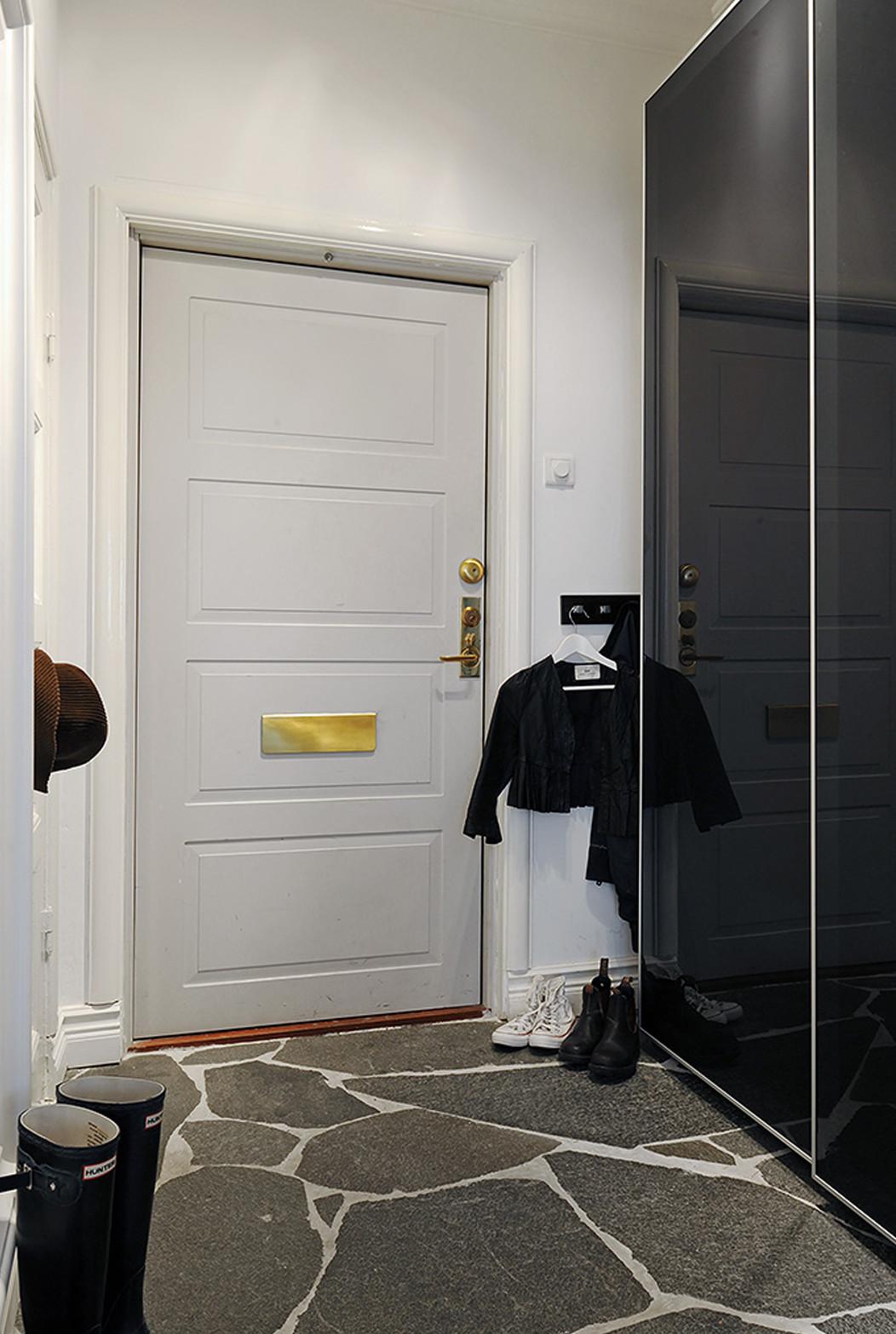 Маленькая шведская квартира.