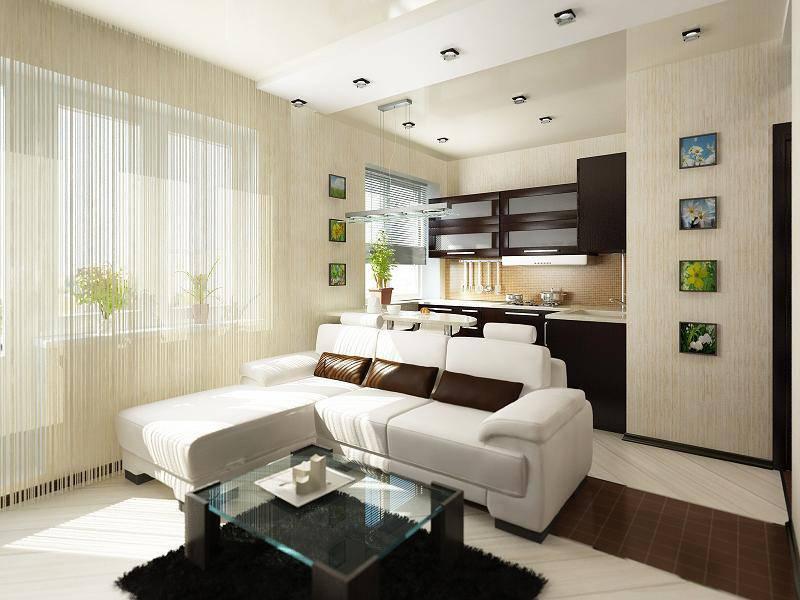 Студия дизайн квартир