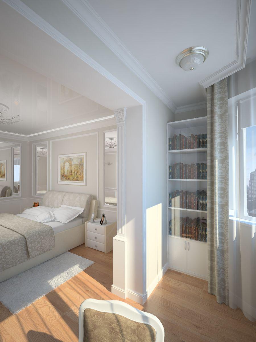 Дизайн лоджии, совмещенной с комнатой (71 фото): как сделать.
