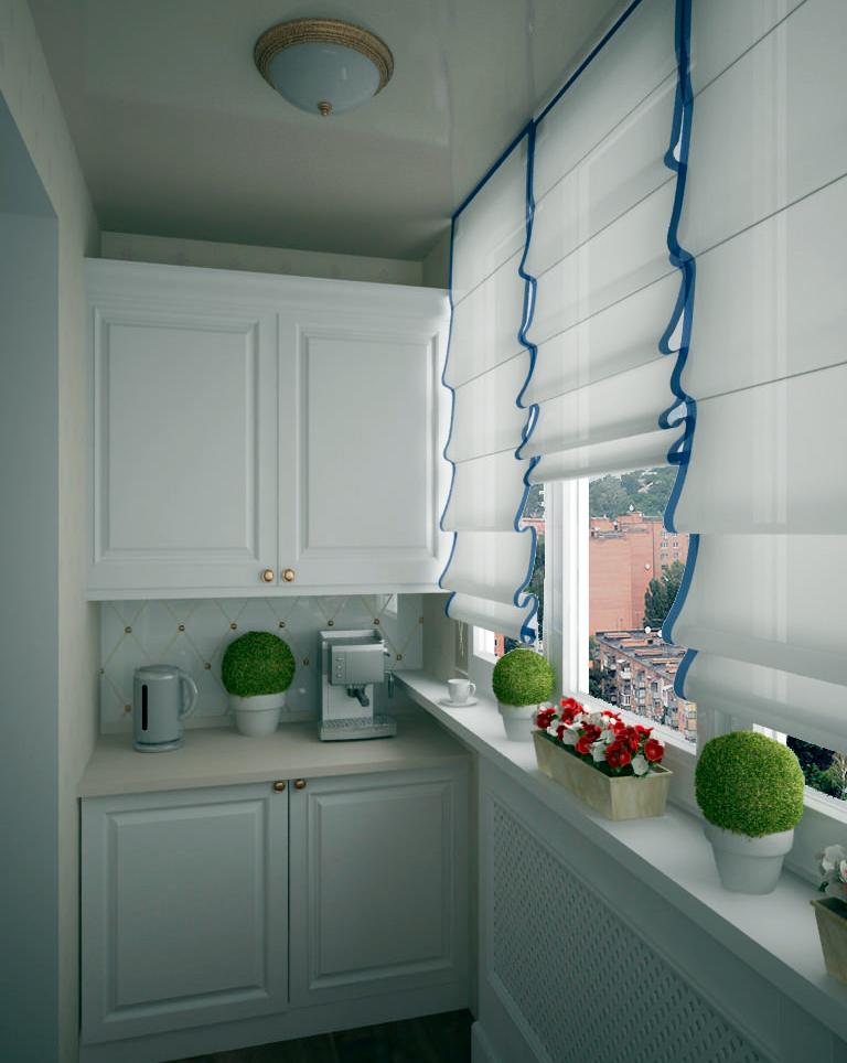 Дизайн маленького балкона (71 фото): идеи оформления лоджии .