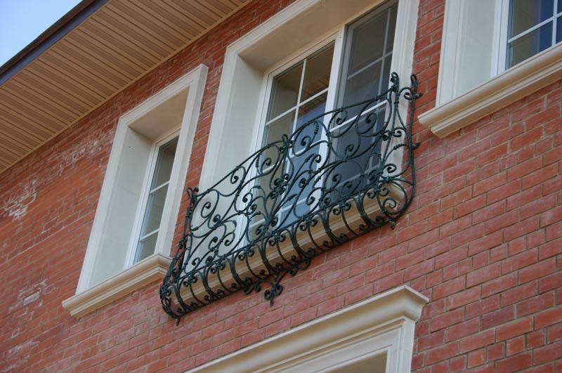 Французский балкон (84 фото): кованый балкончик в хрущевке с.
