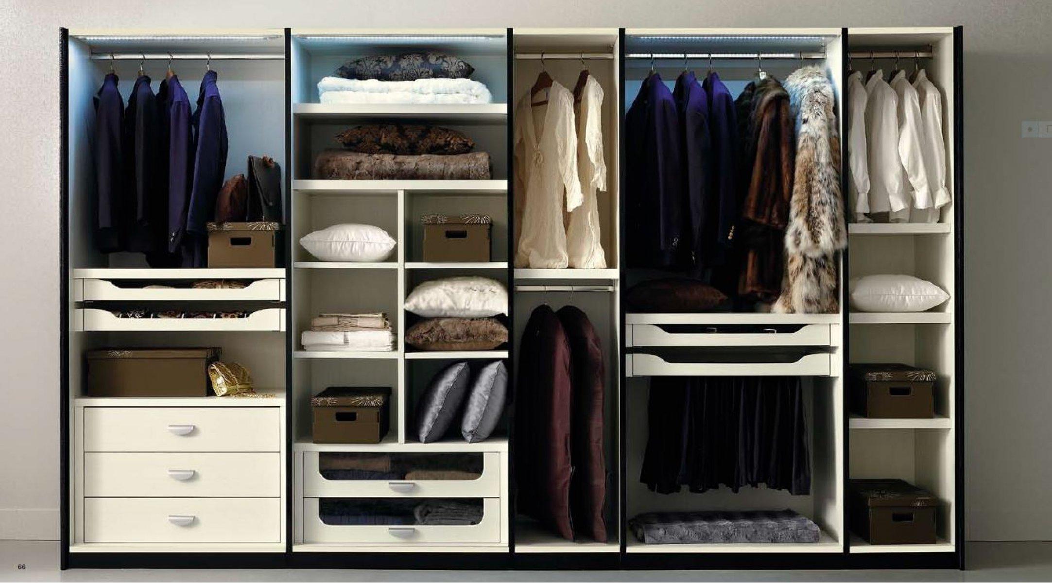 Купить наполнение шкафа или гардеробной в казани от компании.