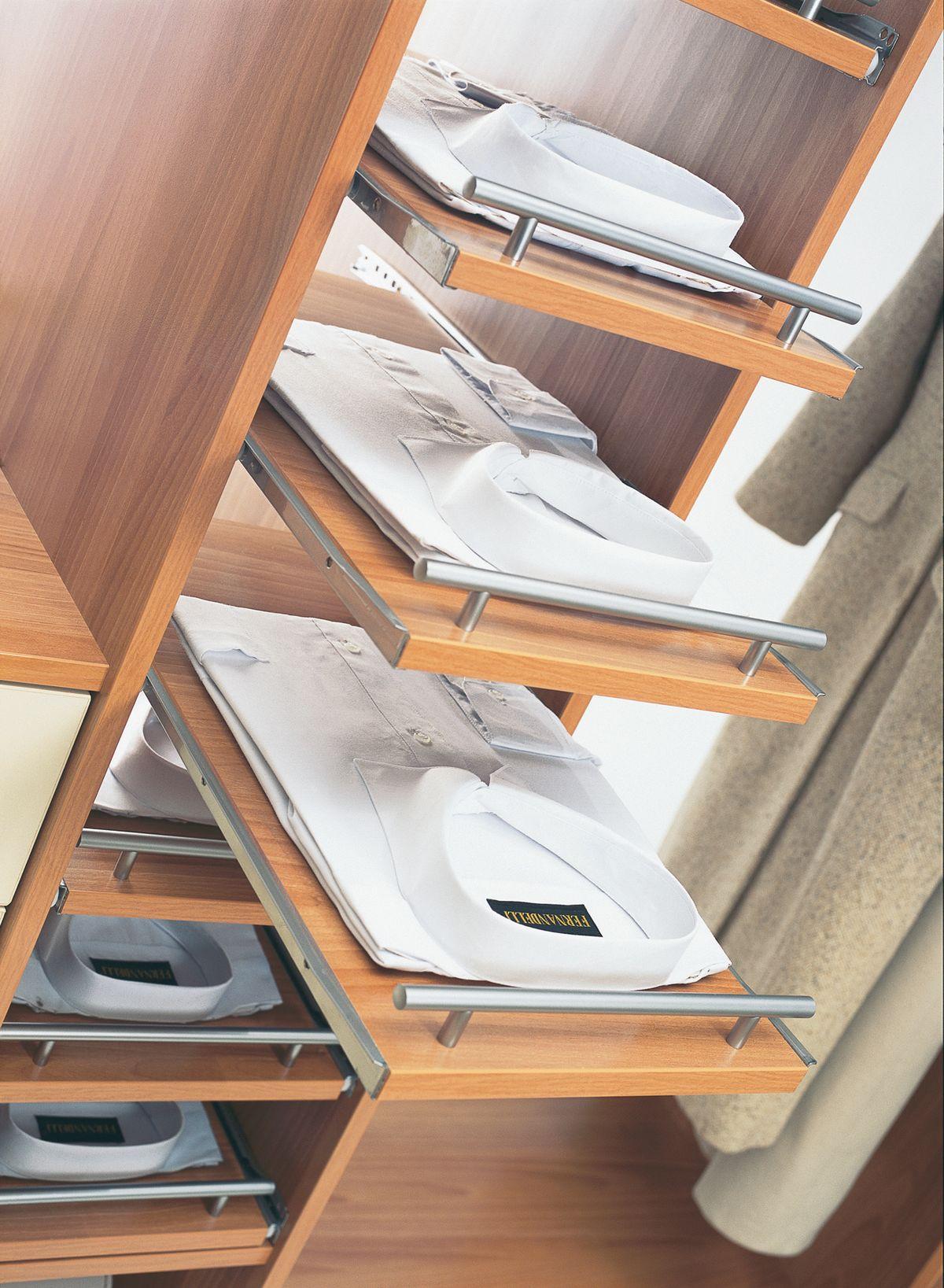 Наполнение шкафа купе, планировка пространства и основные эл.