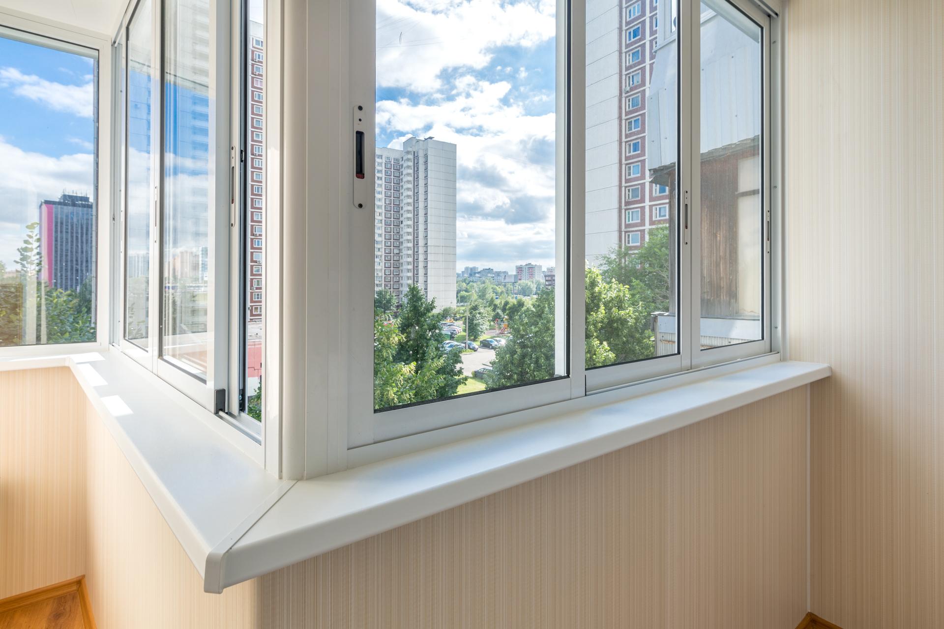 Эркерное остекление балкона профилем provedal 7,2 метра, цен.