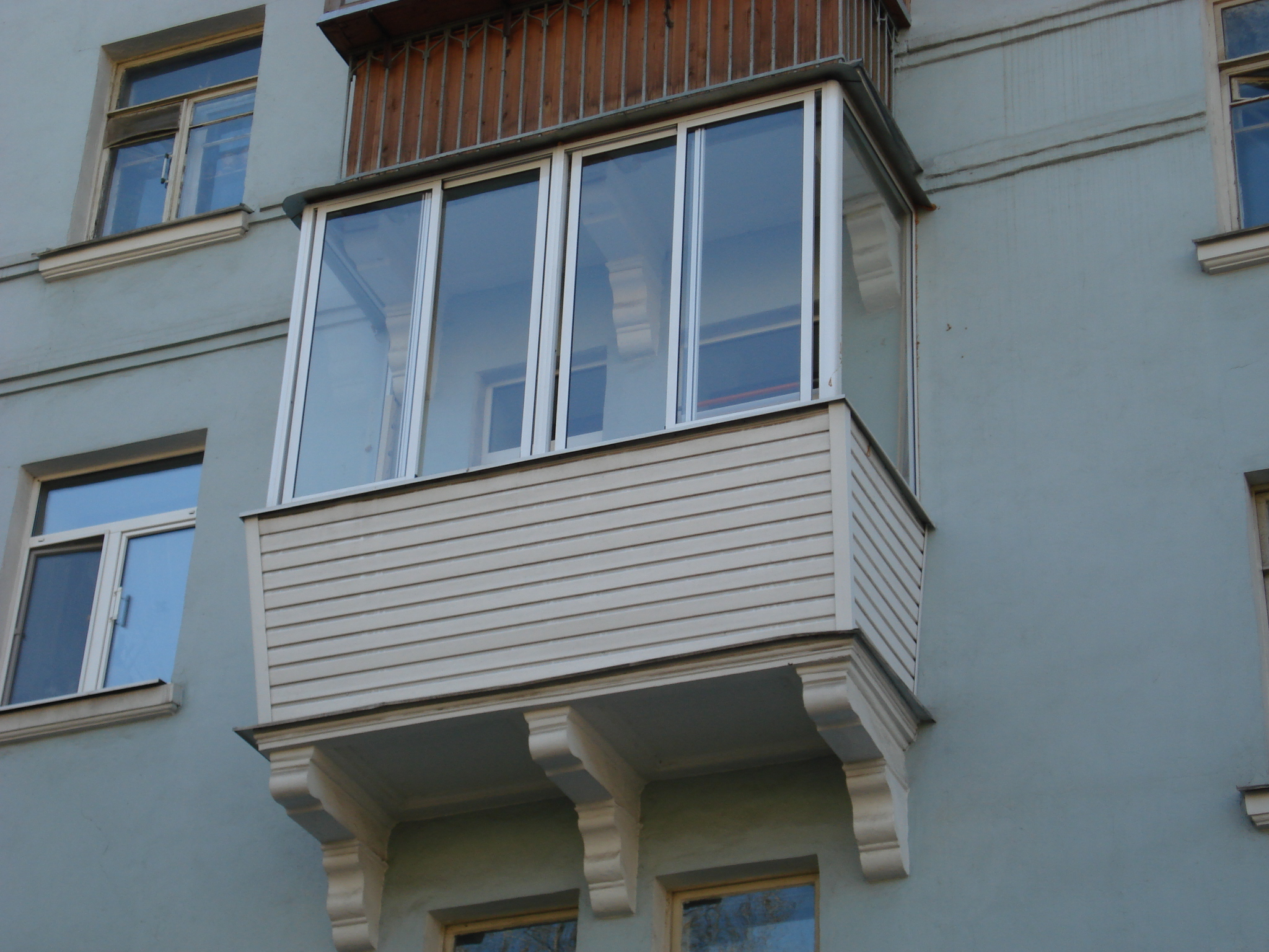 Как своими руками сделать козырек на балконе фото 248