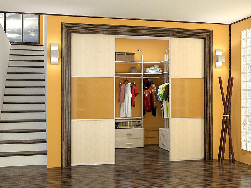 Дизайн-проекты гардеробных комнат, как сделать своими руками.