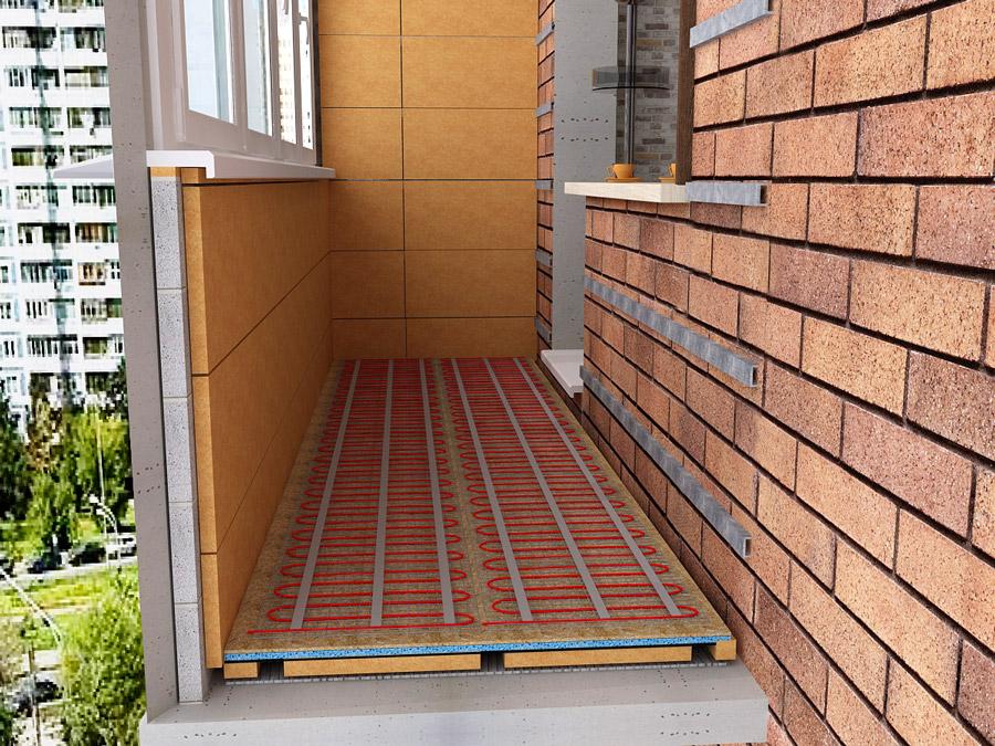 Как утеплить пол на балконе? 37 фото: чем лучше утеплить изн.
