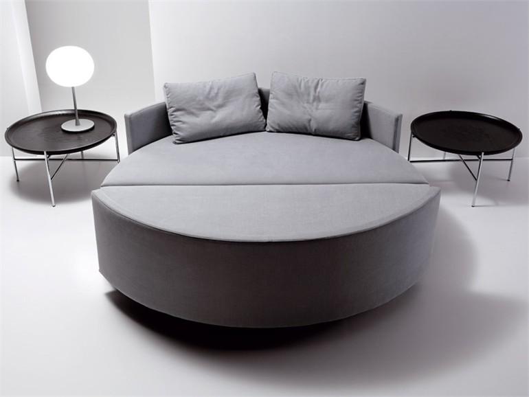 круглый диван 59 фото для гостиной закругленный мягкий и белый на
