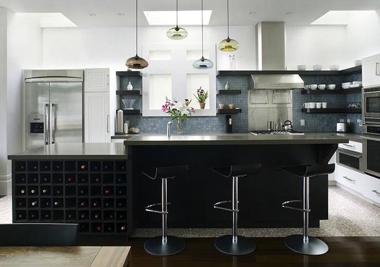 кухни студии с барной стойкой 58 фото кухонный гарнитур для