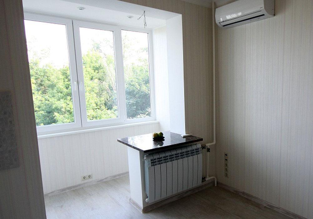 Объединение балкона с комнатой (87 фото): как совместить лод.
