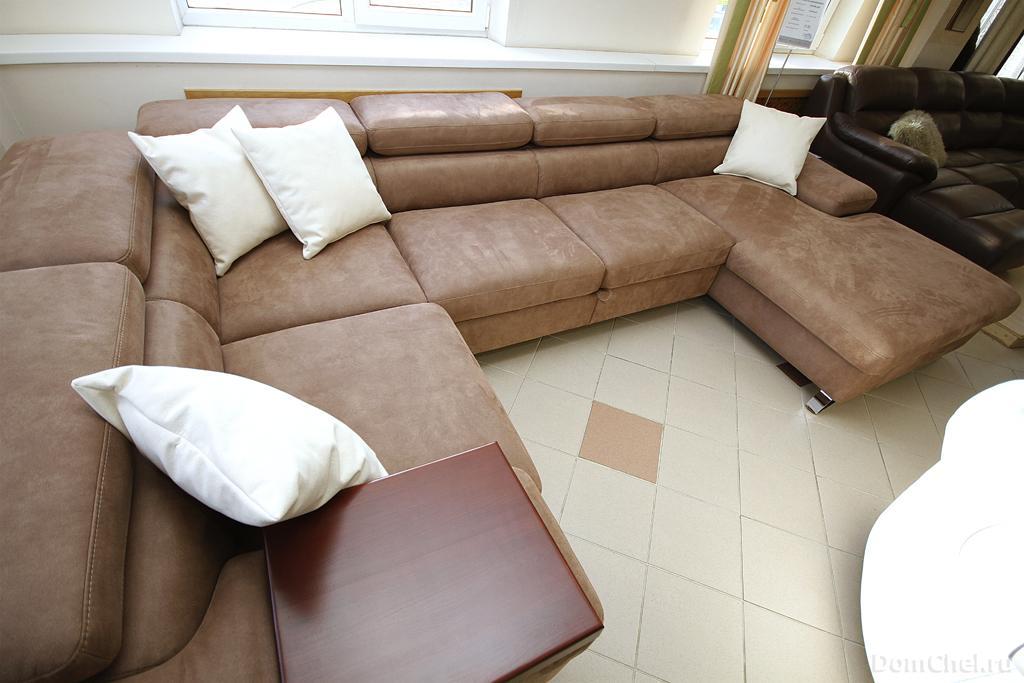 искусственная замша для дивана отзывы отпускных